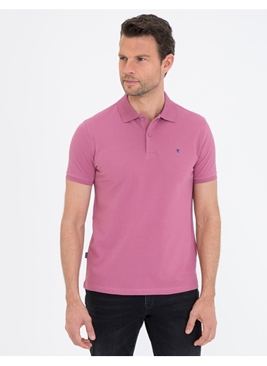 Pierre Cardin G021Gl011.000.1286351.Vr026 T-Shirt Basi Bordo